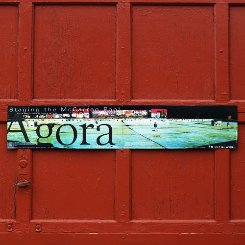 Poster of the Agora Performance