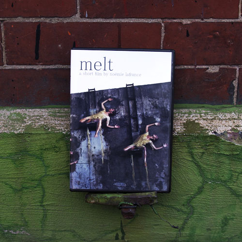 Melt Film DVD